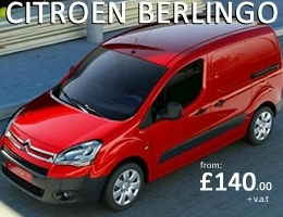 Citroen Berlingo - Special Offer