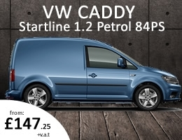 VW Caddy Special Offer