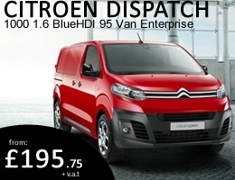 Citroen Dispatch - Special Offer