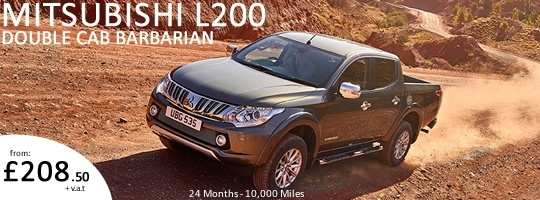 Mitsubishi L200 - Special Offer