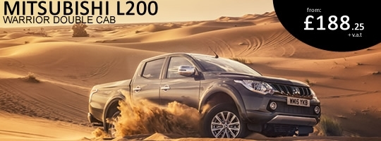 Mitsubishi L200 Warrior - Quotation