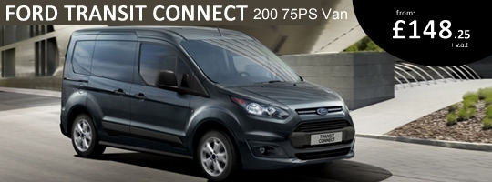 Ford Transit Connect - Special Offer