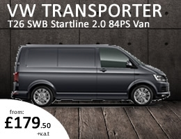 VW Transporter - Special Offer