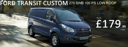 Ford Transit Custom - Special Offer