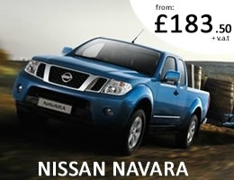 Nissan Navara - Special Offer