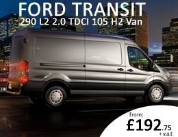 Ford Transit - Special Offer