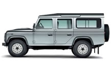Land Rover Defender Library Picture