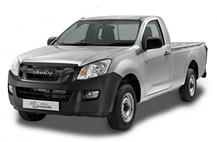 Isuzu D-Max Library Picture