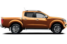Nissan Navara Library Picture