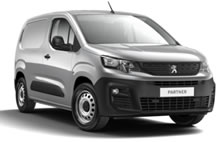 Peugeot Partner Library Picture