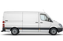 Mercedes Benz Sprinter Library Picture