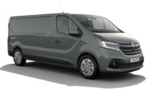 Renault Trafic Library Picture