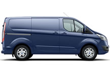 Ford Transit Custom Library Picture