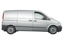 Mercedes Benz Vito Library Picture
